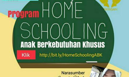 KULWAP RUTIN YPKA #27: LAUNCHING Program Home-schooling ABK (Anak Berkebutuhan Khusus) YPKA